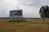 Wellington, Ohio.July 22, 2011..Farm.