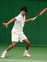 05-12-10, Tennis, Almere, Reaal WJC Masters, Fabian van der Lans