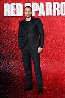 "Matthias Schoenaerts<br /> arriving for the ""Red Sparrow"" premiere at the Vue West End, Leicester Square, London<br /> <br /> <br /> ©Ash Knotek  D3382  19/02/2018"