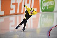 SCHAATSEN: HEERENVEEN: 01-11-2020, IJsstadion Thialf, Daikin NK Afstanden 2020, Antoinette de Jong, ©foto Martin de Jong