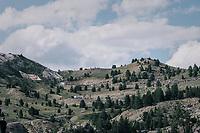 up the Col d'Izoard (HC/2360m/14.1km/7.3%)<br /> <br /> 104th Tour de France 2017<br /> Stage 18 - Briancon › Izoard (178km)