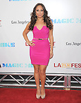Cheryl Burke at The Warner Bros. Pictures World Premiere and Closing night of The Los Angeles Film Festival  held at   The Regal Cinemas L.A. LIVE Stadium 14 in Los Angeles, California on June 24,2012                                                                               © 2012 Hollywood Press Agency
