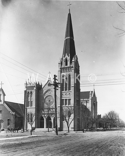 11th and Grand<br />Formerly St. Ignatius Church