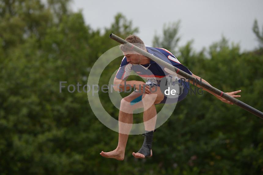 FIERLJEPPEN: WINSUM: 13-07-2019, Waadhoekeljepperij, Gouden Rige, ©foto Martin de Jong