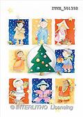Isabella, CHRISTMAS CHILDREN, naive, paintings(ITKE501392,#XK#) Weihnachten, Navidad, illustrations, pinturas