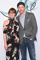Helen McCrory and Damian Lewis<br /> at the 2017 Serpentine Gallery Summer Party, Hyde Park, London. <br /> <br /> <br /> ©Ash Knotek  D3287  28/06/2017