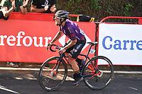 4th September 2021; Sanxenxo to Castro De Herville De Mos, Pontevedra, Spain; stage 20 of Vuelta a Espanya cycling tour; Burg- Bh Madrazo, Ruiz Angel Castro De Herville De Mos