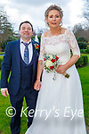 Hayes/Carroll wedding in the Ballygarry House Hotel on Sunday December 27th