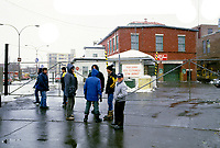1986 02 - LAB - Grève Cols Bleus - ville de Montréal