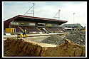 06/06/2006        Copyright Pic: James Stewart.File Name : jspa02stenhousemuir.WORK BEGINS ON LAYING THE PLASTIC PITCH AT OCHILVIEW, THE HOME OF STENHOUSEMUIR FOOTBALL CLUB....Payments to :.James Stewart Photo Agency 19 Carronlea Drive, Falkirk. FK2 8DN      Vat Reg No. 607 6932 25.Office     : +44 (0)1324 570906     .Mobile   : +44 (0)7721 416997.Fax         : +44 (0)1324 570906.E-mail  :  jim@jspa.co.uk.If you require further information then contact Jim Stewart on any of the numbers above.........