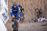 Zdenek Stybar (CZE/Deceuninck-Quick Step)<br /> <br /> CX Superprestige Zonhoven (BEL) 2019<br /> Elite & U23 mens race