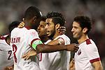 Qatar vs Syria during the AFC U23 Championship 2016 Group A match on January 18, 2016 at the Jassim Bin Hamad Stadium in Doha, Qatar. Photo by Fadi Al-Assaad / Lagardère Sports