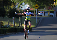 2019 Grassroots Trust NZ Cycle Classic UCI 2.2 Tour at St Peter's School in Cambridge, New Zealand on Tuesday, 22 January 2019. Photo: Dave Lintott / lintottphoto.co.nz