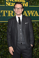 arriving for the 2017 Evening Standard Theatre Awards at the Theatre Royal Drury Lane, London<br />