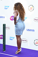 Serena Williams<br /> arriving for the Tennis on the Thames WTA event in Bernie Spain Gardens, South Bank, London<br /> <br /> ©Ash Knotek  D3412  28/06/2018