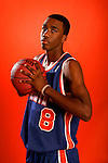 Donte Greene (8) on August 31, 2006 in New York, New York.  Greene attends Towson Catholic and will play for Syracuse in the fall of 2007.  Greene was in town for the Elite 24 Hoops Classic, which brought together the top 24 high school basketball players in the country regardless of class or sneaker affiliation.
