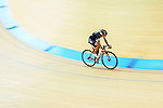 Ho Wai Lung of team X SPEED during the Indiviual Pursuit Open Qualifying (4KM)Track Cycling Race 2016-17 Series 3 at the Hong Kong Velodrome on February 4, 2017 in Hong Kong, China. Photo by Marcio Rodrigo Machado / Power Sport Images