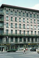 Otto Wagner: Majolika House, Vienna 1898/99. Linke Wienziele 40.
