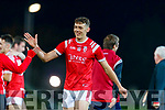 David Clifford, East Kerry celebrates after the Kerry County Senior Football Championship Final match between East Kerry and Mid Kerry at Austin Stack Park in Tralee on Saturday night.