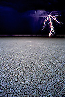 """LIGHTNING/WEATHER- COVER OF THE MUSIC ALBUM """"BLUE SKY MINING""""<br /> by MIDNIGHT OIL"""