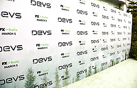 "LOS ANGELES - MARCH 2: Atmosphere at the premiere of the new FX limited series ""Devs"" at ArcLight Cinemas on March 2, 2020 in Los Angeles, California. (Photo by Frank Micelotta/FX Networks/PictureGroup)"