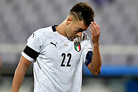 Stephan El Shaarawy of Italy reacts during the friendly football match between Italy and Moldova at Artemio Franchi Stadium in Firenze (Italy), October, 7th 2020. Photo Andrea Staccioli/ Insidefoto