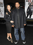Ice Cube & wife at Alcon Entertainment's L.A. Premiere of The Book of Eli held at The Chinese Theatre in Hollywood, California on January 11,2010                                                                   Copyright 2009 DVS / RockinExposures