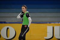 SCHAATSEN: HEERENVEEN, IJsstadion Thialf, 02-10-2020, TEAM REGGEBORGH, Femke Kok, ©foto Martin de Jong