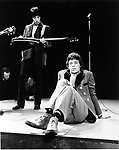 Rolling Stones 1967 Bill Wyman and Mick Jagger on Top Of The Pops<br /> © Chris Walter
