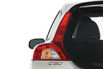 2008 Volvo C30 T5 Version 2.0 2 Door Coupe tail light car stock close up detail view