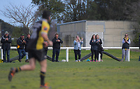 Action from the Manawatu senior 2 rugby union match between Bulls and Dannevirke at Bulls Domain in Bulls, New Zealand on Saturday, 1 August 2020. Photo: Dave Lintott / lintottphoto.co.nz
