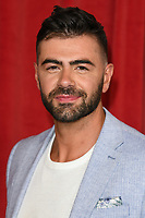David Tag<br /> arriving for The British Soap Awards 2019 at the Lowry Theatre, Manchester<br /> <br /> ©Ash Knotek  D3505  01/06/2019