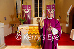 Fr Patsy Lynch gives his Ash Wednesday service from St Michael The Archangels Church in Dun Geagan Ballinskelligs.