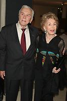 Kirk Douglas and wife 2006<br /> Photo By John Barrett-PHOTOlink.net