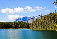 Leach Lake Jasper National Park