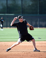 Todd Frazier - Chicago White Sox 2016 spring training (Bill Mitchell)