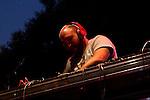 28.06.2012. Concert of the Gay Festival 2012 in the Plaza de Callao in Madrid. In the image Kiko Rivera (Alterphotos/Marta Gonzalez)