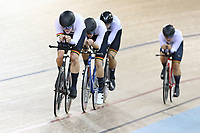 WBP U19 Men 4000m TP during the 2020 Vantage Elite and U19 Track Cycling National Championships at the Avantidrome in Cambridge, New Zealand on Sunday, 26 January 2020. ( Mandatory Photo Credit: Dianne Manson )