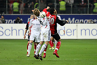 Andreas Ottl (Bayern) gegen Caio (Eintracht)<br /> Eintracht Frankfurt vs. FC Bayern Muenchen, Commerzbank Arena<br /> *** Local Caption *** Foto ist honorarpflichtig! zzgl. gesetzl. MwSt. Auf Anfrage in hoeherer Qualitaet/Aufloesung. Belegexemplar an: Marc Schueler, Am Ziegelfalltor 4, 64625 Bensheim, Tel. +49 (0) 6251 86 96 134, www.gameday-mediaservices.de. Email: marc.schueler@gameday-mediaservices.de, Bankverbindung: Volksbank Bergstrasse, Kto.: 151297, BLZ: 50960101