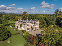 BNPS.co.uk (01202) 558833. <br /> Pic: Duke's/BNPS<br /> <br /> Pictured: Wormington Grange. <br /> <br /> The lavish contents of one of Britain's most beautiful stately homes are being auctioned off in a £1m everything must go sale.<br /> <br /> Wormington Grange has been owned since the 1970s by John Evetts, the grandson of Lord Ismay, Winston Churchill's chief military strategist during World War Two.<br /> <br /> Mr Evetts has sold the £15m neoclassical Cotswolds mansion as he is downsizing to a smaller property in the area.<br /> <br /> The sale, to be conducted by Duke's, of Dorchester, Dorset, features over 1,000 items ranging in value from £50 kitchen glasses to £100,000 works of art.