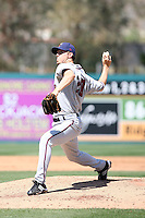 Ross Seaton  -  Lancaster JetHawks playing against the Lake Elsinore Storm at the Diamond, Lake Elsinore, CA - 05/16/2010.Photo by:  Bill Mitchell/Four Seam Images