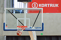 illustration picture ball in basket during a basketball game between the national teams of Belgium , called the Belgian Cats , and Serbia on Friday 28 th of May 2021 in Kortrijk , Belgium . PHOTO SPORTPIX.BE   SPP   STIJN AUDOOREN