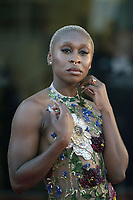 Cynthia Erivo attending the Closing Ceremony Red Carpet as part of the 78th Venice International Film Festival in Venice, Italy on September 11, 2021. <br /> CAP/MPI/IS/PAC<br /> ©PAP/IS/MPI/Capital Pictures