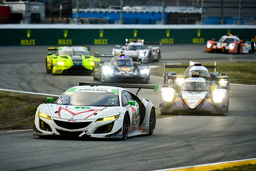 #44 Magnus with Archangel Acura NSX GT3, GTD: Mario Farnbacher, Spencer Pumpelly, John Potter, Andy Lally
