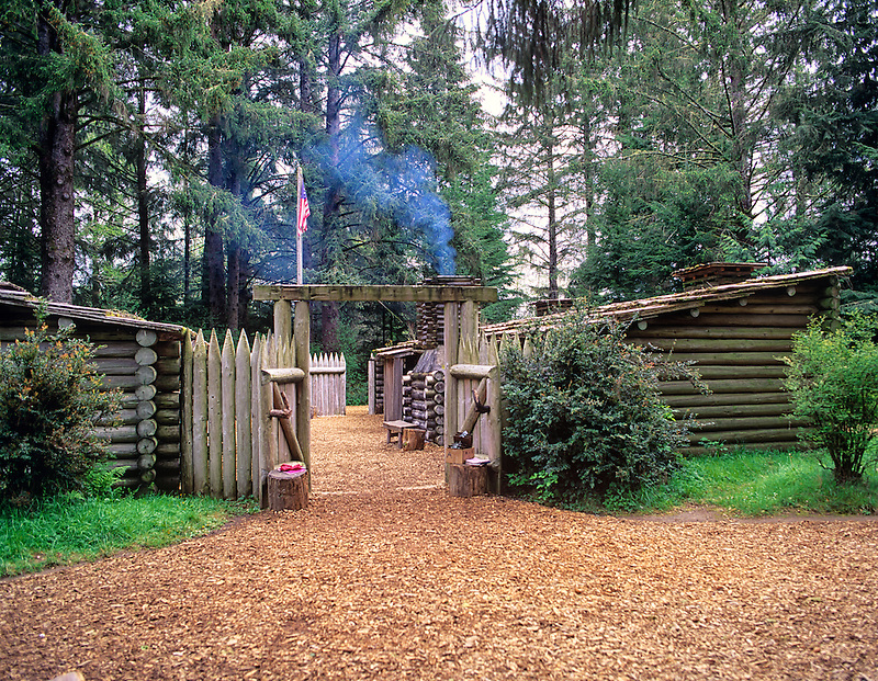 Fort Clatsop, Oregon.
