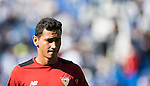 Ganso of Sevilla FC in training prior the La Liga match between Deportivo Leganes and Sevilla FC at the Butarque Municipal Stadium on 15 October 2016 in Madrid, Spain. Photo by Diego Gonzalez Souto / Power Sport Images