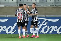 LIBERTADORES 2021-BELO HORIZONTE, MG, 04.05.2021-ATLETICO MINEIRO (BRA) X CERRO PORTENO (PAR): Gol de Vargas durante Partida entre o Atletico Mineiro (BRA) e Cerro Porteno (PAR), valida pela 3a rodada do grupo H da Copa Libertadores da America de 2021, realizada no Mineirao, na noite desta terca-feira (04)