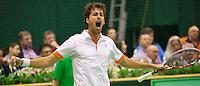06-04-13, Tennis, Rumania, Brasov, Daviscup, Rumania-Netherlands,