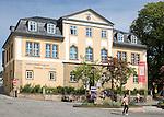 Germany, Thuringia, Ilmenau: Goethe-City-Museum | Deutschland, Thueringen, Goethe- und Universitaetsstadt Ilmenau: Goethe-Stadt-Museum