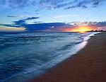 Sunset, Kauai Island, Hawaii